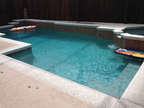 Actual Customers Pool Cleaning in Winter Garden FL